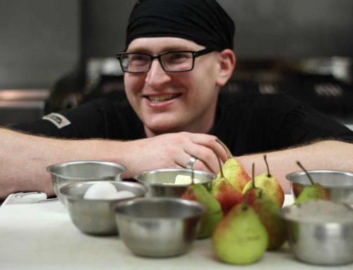 Meet Chef Britton Andrich!