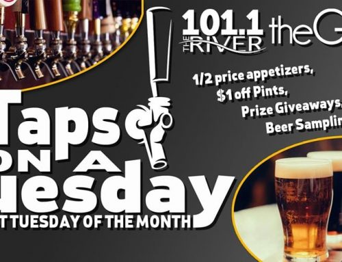 Taps on a Tuesday – 1st Tuesday of the Month