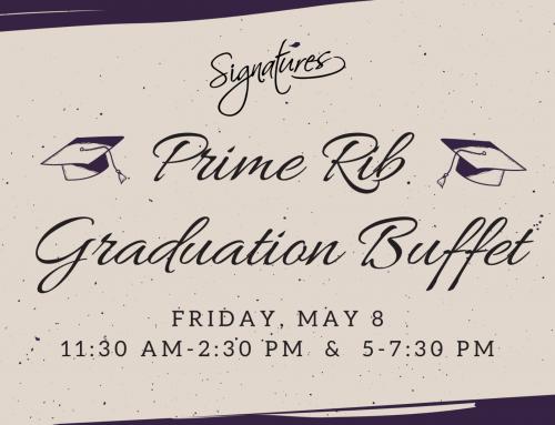 Graduation Buffet