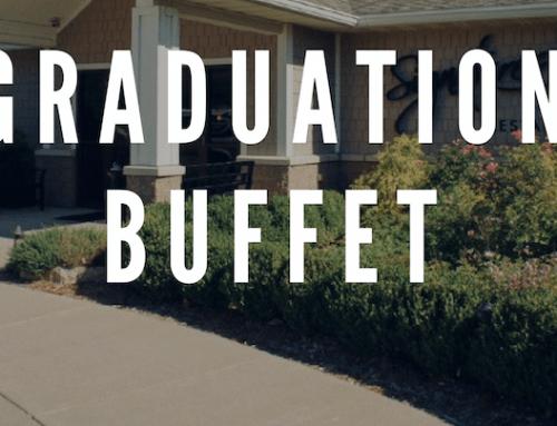 Graduation Buffet December 14th 12-5PM