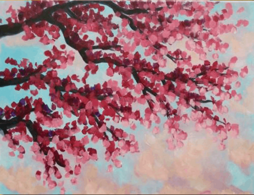 Wine and Canvas: July 22nd 6-9 PM