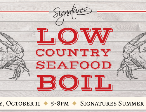 Low-Country Seafood Boil: Friday, October 11th