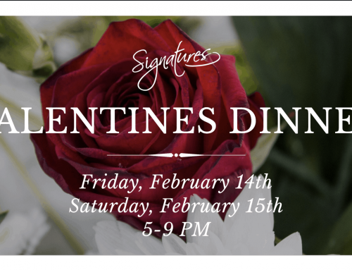 Valentines Dinner and Live Music