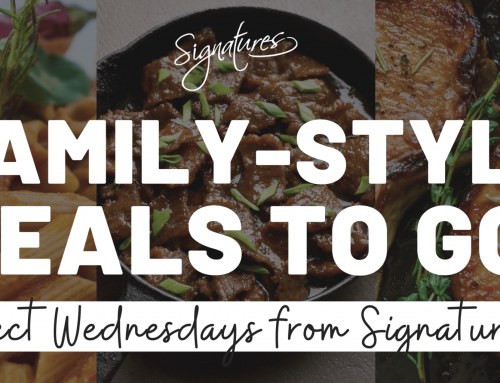 Family-Style Meals To Go