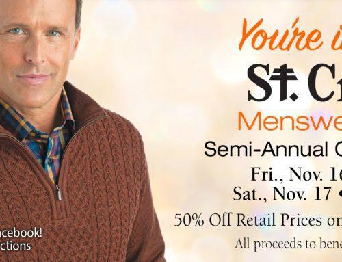 St. Croix Menswear Sale