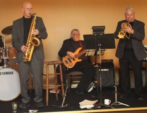 Live Music June 21st at 6 PM: Swing Inc.