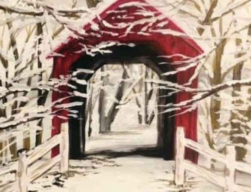 Wine and Canvas: January 27th, 6-9 PM